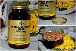 Псиллиум – великолепный источник растительной клетчатки