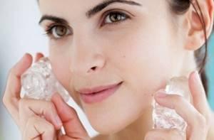 Лед из петрушки для лица: омолаживающий и отбеливающий эффект