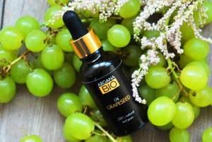 Масло виноградной косточки для лица – простота использования и быстрый эффект