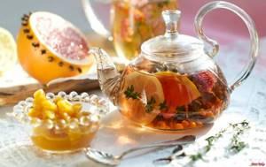 Фруктовый чай – ароматное напоминание о лете