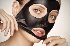 Желатиновая маска от черных точек – долгожданное избавление от загрязнений