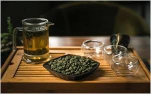 Чай с женьшенем — польза, лечебное действие, противопоказания
