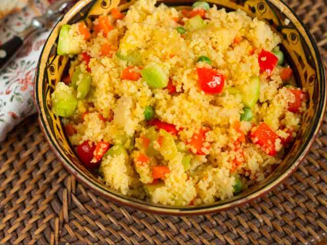 Кус-кус: рецепты приготовления и польза для здоровья