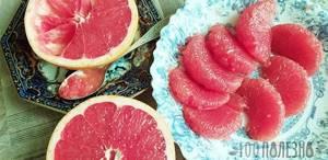Грейпфрутовый сок – уникальный напиток для поддержания молодости, здоровья и красоты