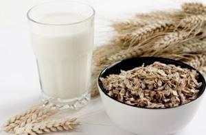 Овес с молоком от кашля: рецепты приготовления для детей и взрослых