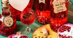 Настойка из граната на водке – рецепты приготовления ароматного напитка