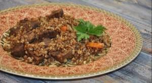 Гречка в духовке: рассыпчатая, с овощами, с мясом