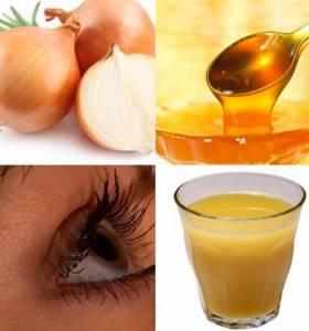 Лечение глаз медом: эффективные рецепты народной медицины
