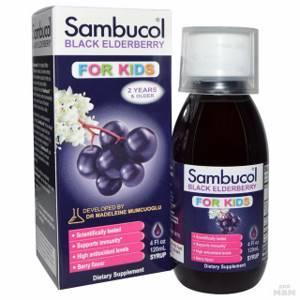 Применение сиропа черной бузины: отзывы и противопоказания, купить препараты с экстрактом на сайте айхерб