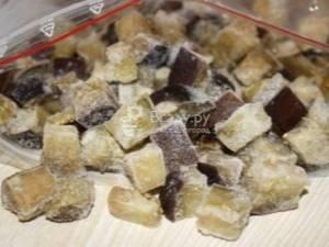 Как заморозить баклажаны на зиму свежими: рекомендации и варианты