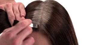 Натуральная краска для волос от седины – красота волос без вреда