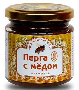Мед с пергой: полезные свойства и способ применения