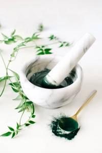 Маска из спирулины для лица – рецепты для всех типов кожи