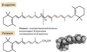 Бета-каротин: формула здоровья, как принимать вещество и составы препаратов на его основе, суточная норма