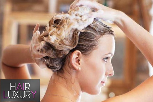 Маска для волос с репейным маслом: как правильно наносить для отличного результата, как смывать и сколько держать