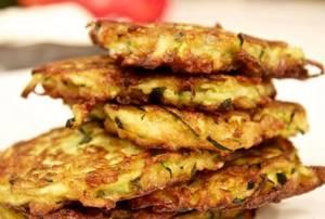 Оладьи из кабачков - рецепты на любой вкус