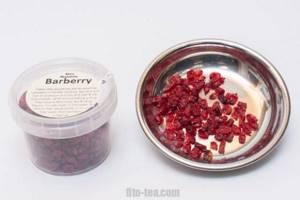 Как сушить барбарис в домашних условиях: ягоды, листья, корни