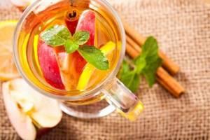 Яблочный чай —рецепты, способы заварки и советы