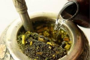Чай мате – древний рецепт здоровья и бодрости