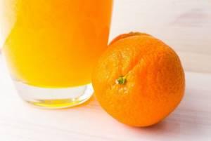 Мандариновый сок: польза, состав и способ приготовления
