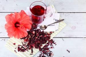Гибискус – полезные свойства помогут избежать здоровья расстройства