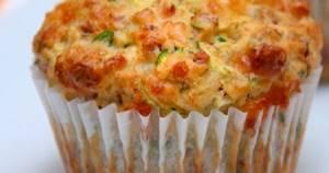 Маффины из кабачков: вкусные рецепты из простых продуктов