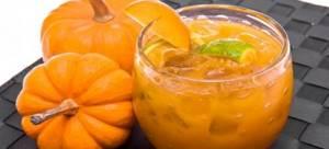 Тыквенный сок: польза и вред для здоровья и рецепт приготовления