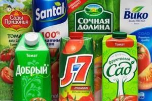 Томатный сок – польза и вред для человека