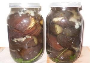 Соленые баклажаны: правила засолки и рецепты приготовления