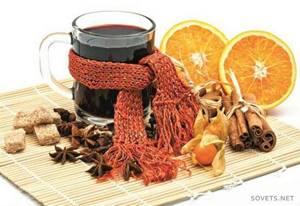 Чайный глинтвейн: 3 варианта приготовления