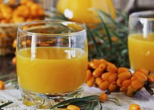 Облепиховый сок: польза и вред ягоды здоровья