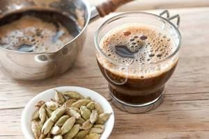 Кофе с кардамоном: рецепт и польза