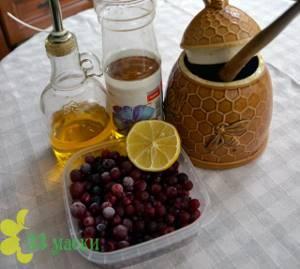 Маска для лица из клюквы – рецепты волшебного средства