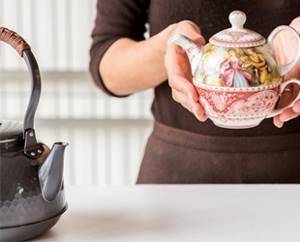 Чай при отравлении: правильное лечение интоксикации