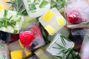 Лед для лица – здоровый румянец и подтянутая кожа