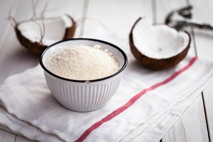 Кокосовая мука: свойства и правила использования