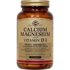 Витамин Д3 от Солгар: 100% натуральный продукт, комплекс кальция, магния и d от solgar, усиливающие друг друга