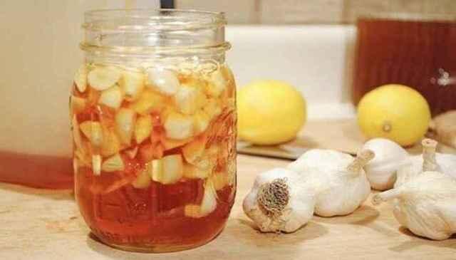 Чеснок с медом для лечения и профилактики различных заболеваний