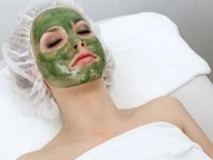 Маска из ламинарии для лица – косметика для всех типов кожи