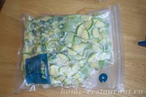 Как заморозить кабачки на зиму: попробуйте все способы