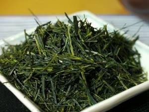 Чай сенча – зеленый напиток для самурая