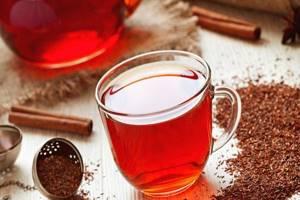 Чай Ройбуш - чудо Африки на вашем столе