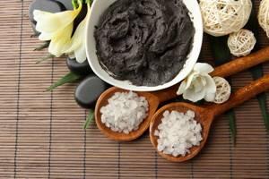 Черная глина – изготовление масок в домашних условиях