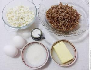 Крупеник из гречки с творогом: лучшие рецепты