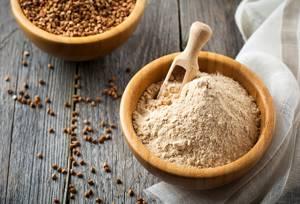Гречневая мука - польза и рецепт приготовления дома