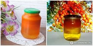 Облепиха с медом: мощное средство против простуды и старости