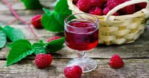 Настойка малины на водке: рецепт домашнего праздника