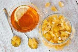 Цукаты из имбиря – польза и приготовление в домашних условиях