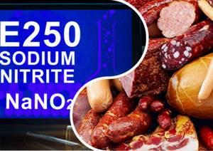 Нитрит натрия Е250 - влияние на здоровье человека