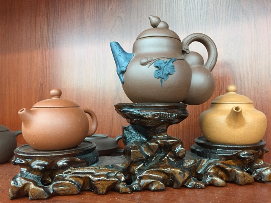 Чай Наложница императора - уникальный купаж улуна и женьшеня